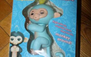 ✎ Реальные Отзывы об Интерактивной Обезьянке Fingerlings Monkey
