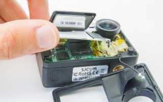 Обзор SJCAM SJ8 Air. Экшн-камера для начинающих видеоблогеров