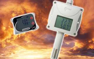 Какие бывают приборы для измерения температуры