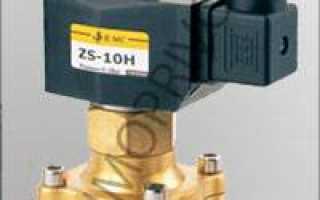 Электромагнитный клапан перекроет воду дистанционно и защитит от потопа