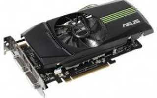Видеокарта ASUS GeForce GTX 460 1GB