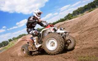 Квадроцикл Yamaha Banshee 350