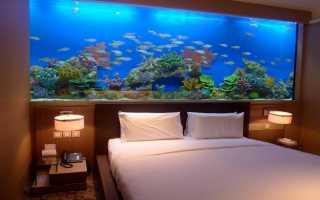 Декорация для аквариума — затонувший корабль с сокровищами