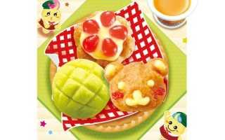Японский набор «Сделай сам» пекарня Popin' Cookin', 27г