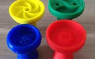 Какие есть Виды Чаш для Кальяна — ТОП-5 Лучшие Чаши для кальяна