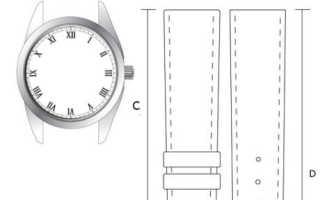 Ремешок для часов: выбор, разновидности, материалы