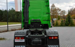Знакомимся с моделью FH 13 от Volvo