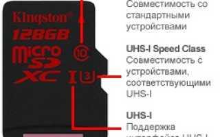 Какой класс карты памяти лучше выбрать — обзор SD форматов