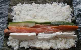 Секреты приготовления суши по-домашнему без коврика