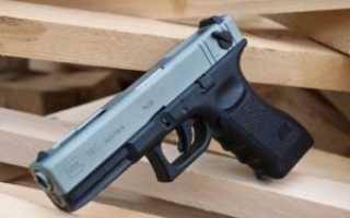 «Адаптированная взрыв-схема» или «Немного о Glock 17»