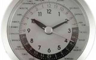 О встраиваемых часовых механизмах (часовых капсулах)