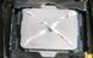 Железный эксперимент: как правильно наносить термопасту