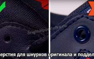 Как отличить оригинальные кроссовки Reebok от подделки?