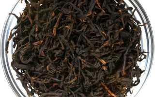 Виды красного чая, красный чай название.