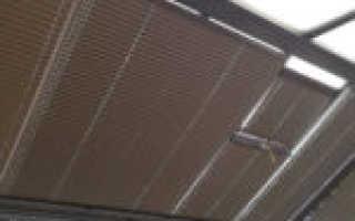 5 примеров использования моторизованных штор