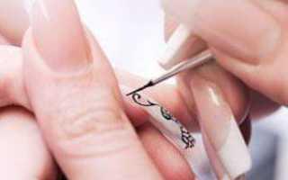 Как выбрать и использовать акриловые краски для ногтей?