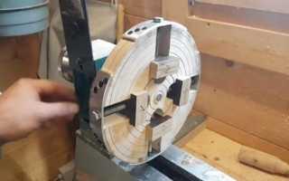 Характеристики патрона для токарного станка
