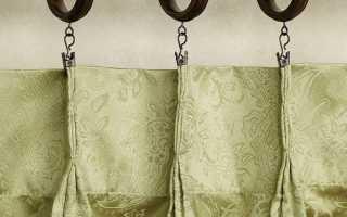 Традиции и инновации – необыкновенные варианты оформления штор в вашем интерьере
