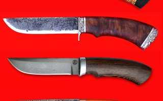 Нож грибника: как выбрать или сделать самому?