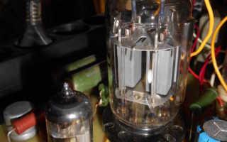 Высококачественный ламповый усилитель на 6Р3С-1 и 6Ж5П.