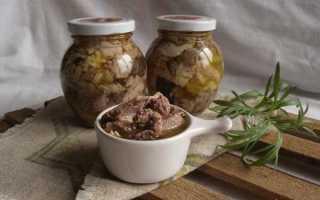 Тушенка в домашних условиях — пошаговое приготовления в кастрюле или духовке на зиму в банках