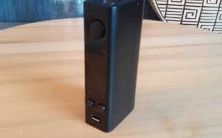 Электронная сигарета Joyetech eVic-VTC Mini  — отзывы