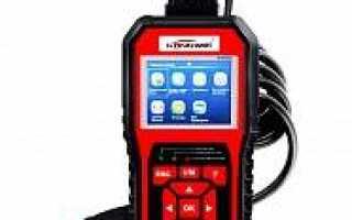 Автомобильный сканер Konnwei KW808