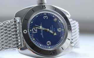 Часы Восток Механизм 2416B