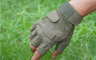 Описание наиболее популярных моделей тактических перчаток