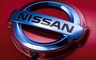 Появилось первое изображение нового логотипа Nissan