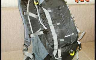 Отличный рюкзак на 40 литров для летних походов.