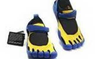 Кроссовки спальцами отVibram Five Fingers— зачем нужны перчатки дляног?