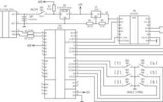 Электронный учитель для незрячих на Arduino