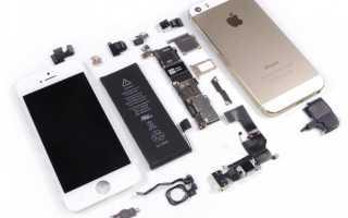 Как разобрать айфон 5 (iPhone 5, 5S, 5C пошаговая инструкция + видео по разборке)