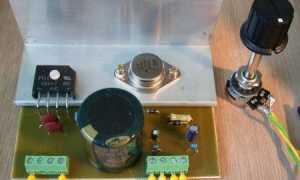 LM338 регулируемый стабилизатор напряжения и тока. Распиновка, datasheet