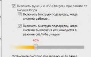 Для чего нужнаAsus usb charger plus?
