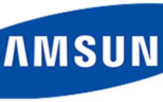 Samsung SCX-4300: перепрошивка по USB для работы со стартовым картриджем