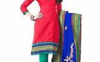 Сальвар камиз — индийский костюм