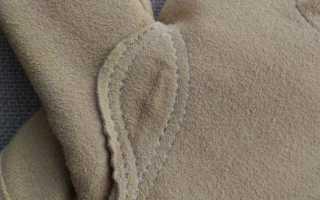 Перчатки из кожи оленя: плюсы и минусы