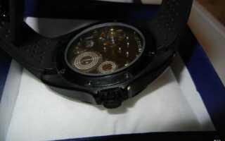 Качественная подделка швейцарских часов TAGHeuer Grand Carrera Pendulum