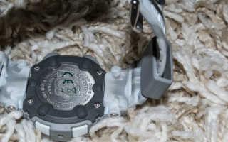 Часы Casio  G-9000-3VER оригинал