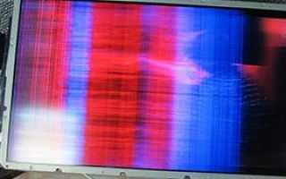 Замена матрицы на телевизоре: 5 основных признаков поломки
