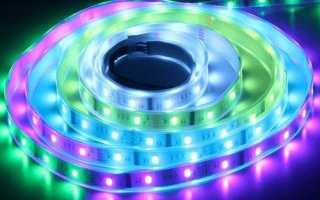 Подсветка в шкафу. Выбор подсветки и монтаж. Схемы и особенности