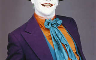 История костюма: как менялся образ Джокера вкино