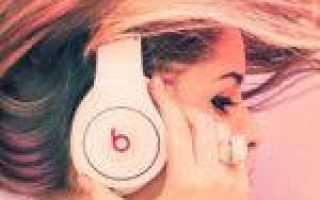 ТОП 5 лучших наушников Beats по отзывам покупателей