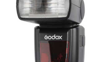 Godox Thinklite TT685N, полнофункциональная и недорогая вспышка для Nikon