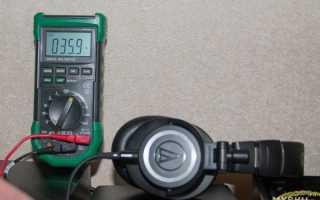 Усилитель для наушников на TPA6120A