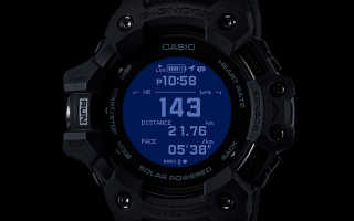 Обзор легендарных Casio G-Shock GA-100