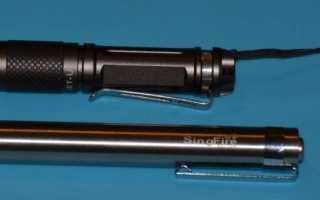 Фонарь-наключник Jetbeam JET-U с диодом Cree XP-G2 135LM (питается от 1хAAA)