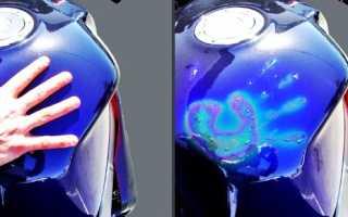Термохромная краска: состав, характеристики, применение